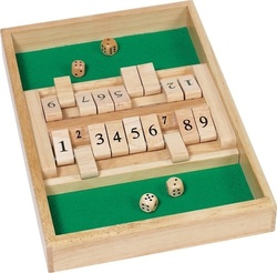 Goki Shut The Box