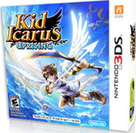 Kid Icarus: Uprising (w/stand) 3DS