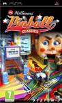 Pinball Hall of Fame The Williams Collection PSP