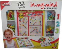 Dede In My Mind: Number Game
