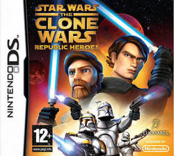 Star Wars The Clone Wars: Republic Heroes DS