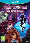 Monster High New Ghoul in School Wii U
