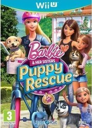 Barbie and Her Sisters Puppy Rescue Wii U