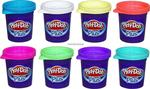 Hasbro Play-Doh Plus Variety Pack 8τμχ