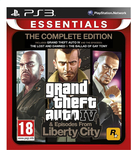 Grand Theft Auto IV The Complete Edition (Essentials) PS3