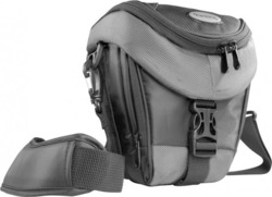 Mantona Premium Holster Bag (Black/Grey)