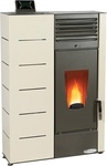 Thermiki 9 Pellet Hall 9kW Μπεζ