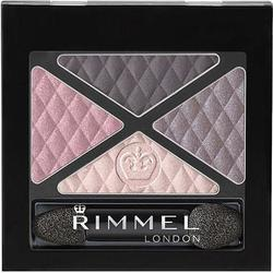 Rimmel Glam'eyes Quad 003 Smokey Purple