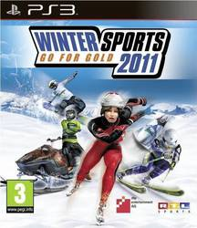 Winter Sports Go For Gold 2011 PS3