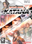 Samurai Warriors Katana Wii