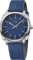 Calvin Klein Highline Leather Strap K5M311VN