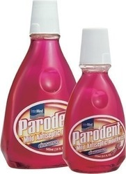 Intermed Parodent Mild Antiseptic Cinnamon 250ml