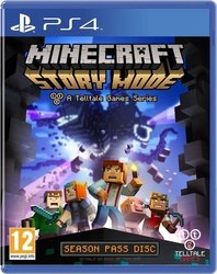 Minecraft Story Mode A Telltale Games Series PS4