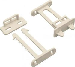 Olympia Double Pronged Latches 2τμχ