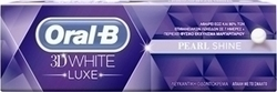 Oral-B 3D White Luxe Pearl Shine 75ml