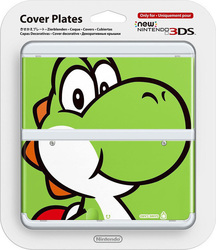 Nintendo Cover Plate 003 Yoshi New 3DS