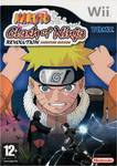Naruto Clash of Ninja Revolution (European Version) Wii