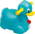 OK Baby Quack The Duck Potty Blue