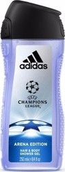 Adidas UEFA Champions League Arena Edition Shower Gel 250ml