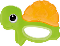 Chicco Baby Senses Turtle Teether 1τμχ 0m+