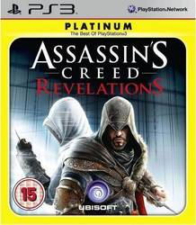 Assassin's Creed Revelations (Platinum) PS3