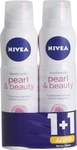 Nivea Pearl & Beauty Spray 150ml x2