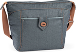 Peg Perego Borsa Blue Denim