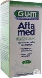 GUM Aftamed Rinse 100ml