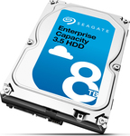 Seagate Enterprise 8TB (SAS 12Gb/s 512E)
