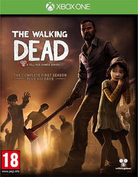 The Walking Dead A Telltale Games Series - The Complete First Season XBOX ONE