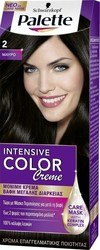 Schwarzkopf Palette Intensive Color 2 Μαύρο