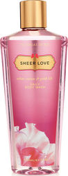 Victoria's Secret Sheer Love Daily Body Wash 250ml