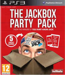 The Jackbox Party Pack Volume 1 PS3