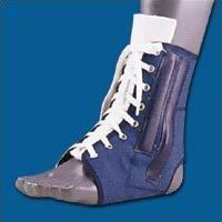 Johns Canvas Ankle