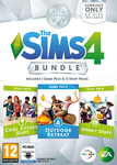 The Sims 4 Bundle Pack (Outdoor Retreat - Spooky Stuff - Cool Kitchen Stuff) PC