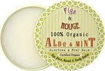 Figs & Rouge Lip Balm Tin Aloe & Mint