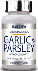 Scitec Essentials Garlic & Parsley 100tabs