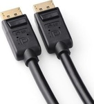 Powertech Cable DisplayPort male - DisplayPort male 1m (CAB-DP001)
