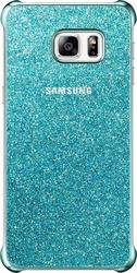 Samsung Glitter Cover Blue (Galaxy S6 Edge Plus)