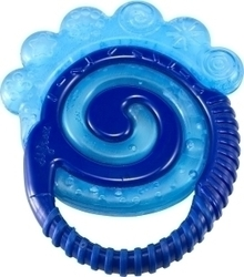 Difrax Combi Teether - Cooled Blue 6m+ 1τμχ