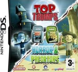 Top Trumps Horror & Predators DS