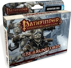 Paizo Pathfinder Rise Of The Runelords: The Hook Mountain Massacre