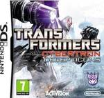 Transformers War for Cybertron Decepticons DS