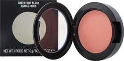 M.A.C Sheertone Blush Color Peaches