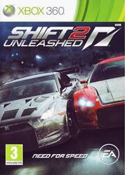 Need of Speed Shift 2 Unleashed XBOX 360