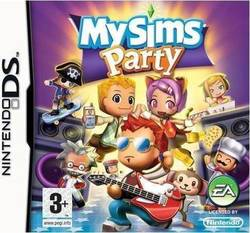 MySims Party DS
