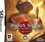 Broken Sword Shadow of the Templars (The Director's Cut) DS