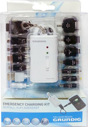 Grundig Emergency Charger Kit 2200mAh