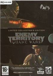 Enemy Territory: Quake Wars (Limited Collector's Edition) PC