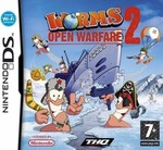 Worms Open Warfare 2 DS